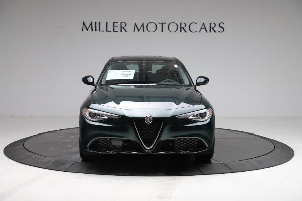 New 2021 Alfa Romeo Giulia Q4 for sale $46,895 at Pagani of Greenwich in Greenwich CT 06830 12