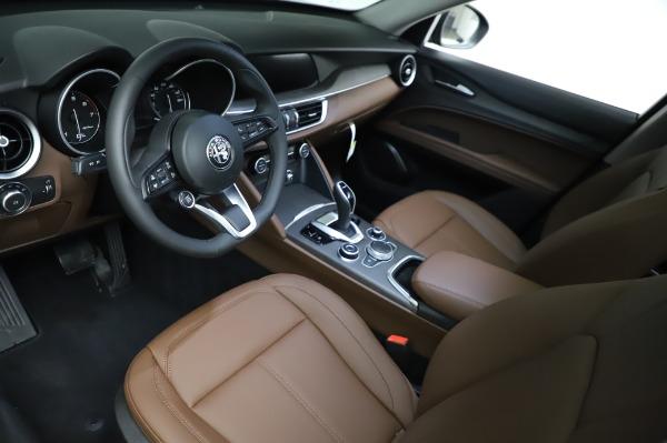New 2021 Alfa Romeo Stelvio Ti Q4 for sale $54,000 at Pagani of Greenwich in Greenwich CT 06830 14