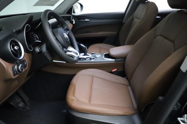 New 2021 Alfa Romeo Stelvio Ti Q4 for sale $54,000 at Pagani of Greenwich in Greenwich CT 06830 15