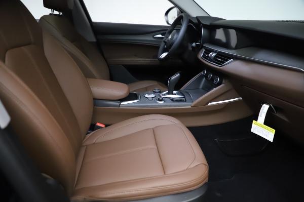 New 2021 Alfa Romeo Stelvio Ti Q4 for sale $54,000 at Pagani of Greenwich in Greenwich CT 06830 23