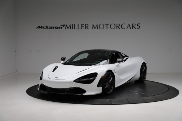 Used 2020 McLaren 720S Spider for sale Sold at Pagani of Greenwich in Greenwich CT 06830 10