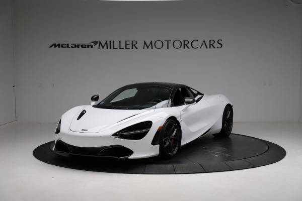 Used 2020 McLaren 720S Spider for sale Sold at Pagani of Greenwich in Greenwich CT 06830 11
