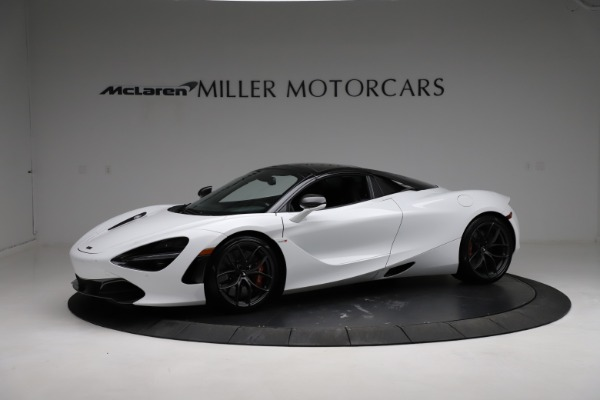 Used 2020 McLaren 720S Spider for sale Sold at Pagani of Greenwich in Greenwich CT 06830 12