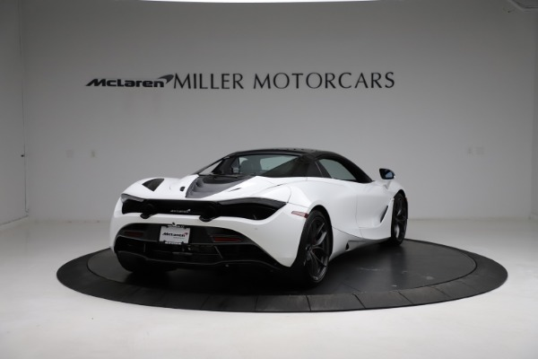 Used 2020 McLaren 720S Spider for sale Sold at Pagani of Greenwich in Greenwich CT 06830 17