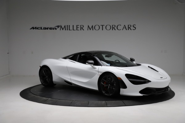 Used 2020 McLaren 720S Spider for sale Sold at Pagani of Greenwich in Greenwich CT 06830 19