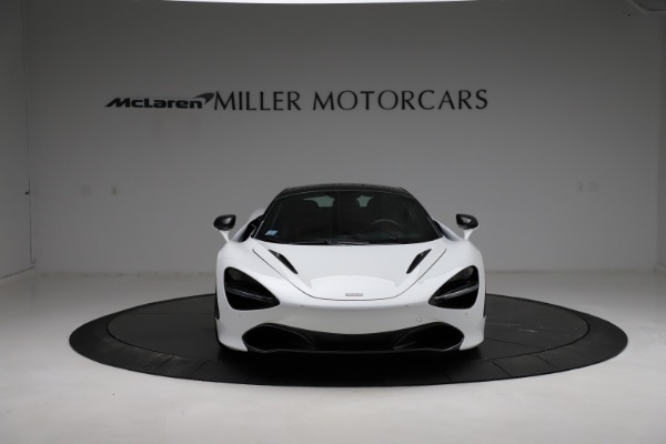 Used 2020 McLaren 720S Spider for sale Sold at Pagani of Greenwich in Greenwich CT 06830 20