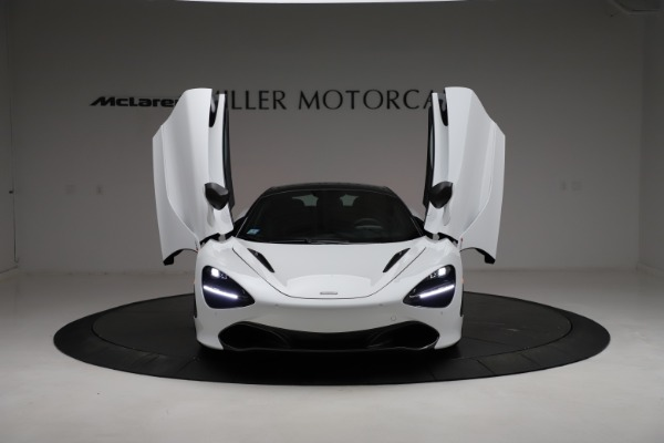 Used 2020 McLaren 720S Spider for sale Sold at Pagani of Greenwich in Greenwich CT 06830 22