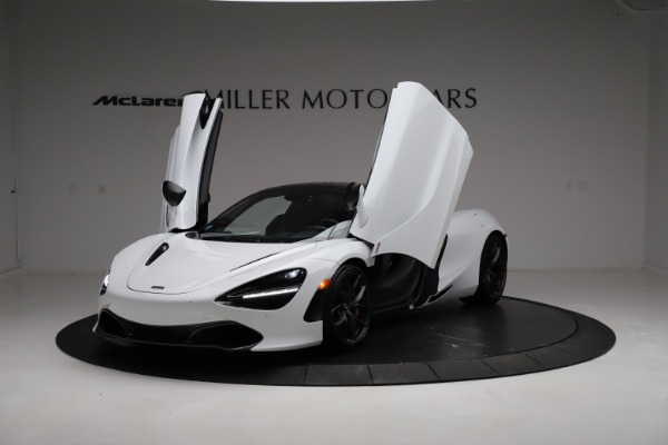 Used 2020 McLaren 720S Spider for sale Sold at Pagani of Greenwich in Greenwich CT 06830 23
