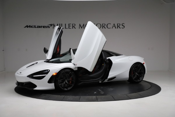 Used 2020 McLaren 720S Spider for sale Sold at Pagani of Greenwich in Greenwich CT 06830 24