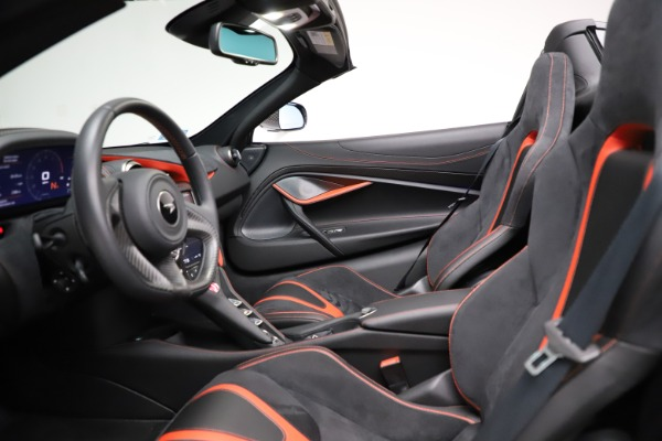 Used 2020 McLaren 720S Spider for sale Sold at Pagani of Greenwich in Greenwich CT 06830 25