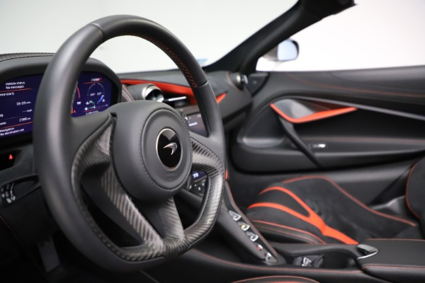 Used 2020 McLaren 720S Spider for sale Sold at Pagani of Greenwich in Greenwich CT 06830 26