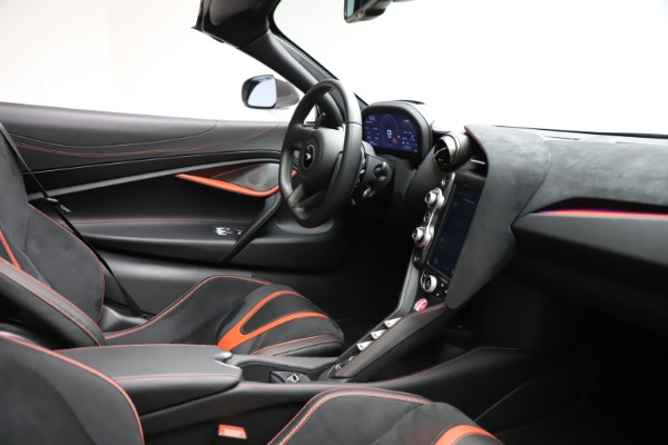 Used 2020 McLaren 720S Spider for sale Sold at Pagani of Greenwich in Greenwich CT 06830 28