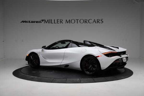Used 2020 McLaren 720S Spider for sale Sold at Pagani of Greenwich in Greenwich CT 06830 3