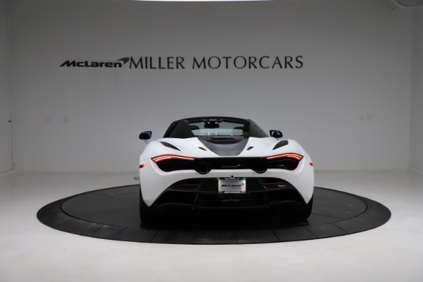 Used 2020 McLaren 720S Spider for sale Sold at Pagani of Greenwich in Greenwich CT 06830 4