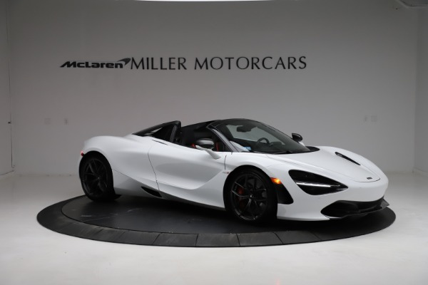 Used 2020 McLaren 720S Spider for sale Sold at Pagani of Greenwich in Greenwich CT 06830 7