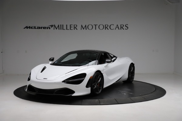 Used 2020 McLaren 720S Spider for sale Sold at Pagani of Greenwich in Greenwich CT 06830 9