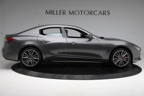 New 2021 Maserati Ghibli S Q4 for sale $90,525 at Pagani of Greenwich in Greenwich CT 06830 10