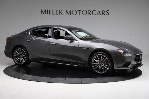 New 2021 Maserati Ghibli S Q4 for sale $90,525 at Pagani of Greenwich in Greenwich CT 06830 11