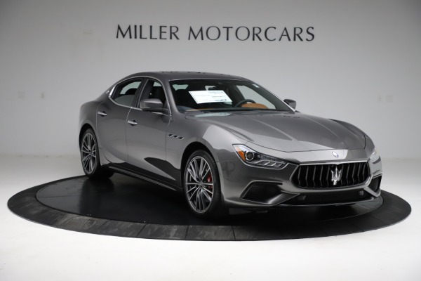 New 2021 Maserati Ghibli S Q4 for sale $90,525 at Pagani of Greenwich in Greenwich CT 06830 12