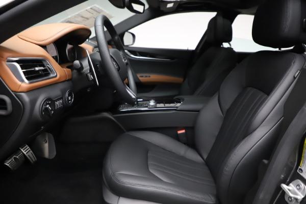 New 2021 Maserati Ghibli S Q4 for sale $90,525 at Pagani of Greenwich in Greenwich CT 06830 14