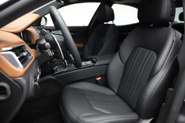 New 2021 Maserati Ghibli S Q4 for sale $90,525 at Pagani of Greenwich in Greenwich CT 06830 15