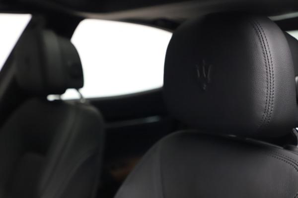 New 2021 Maserati Ghibli S Q4 for sale $90,525 at Pagani of Greenwich in Greenwich CT 06830 16