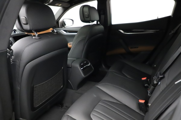 New 2021 Maserati Ghibli S Q4 for sale $90,525 at Pagani of Greenwich in Greenwich CT 06830 18