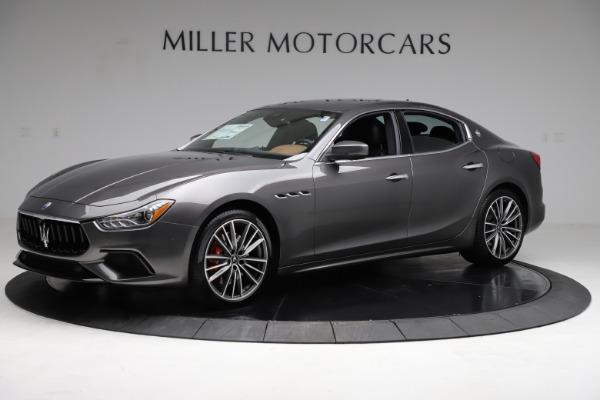 New 2021 Maserati Ghibli S Q4 for sale $90,525 at Pagani of Greenwich in Greenwich CT 06830 2
