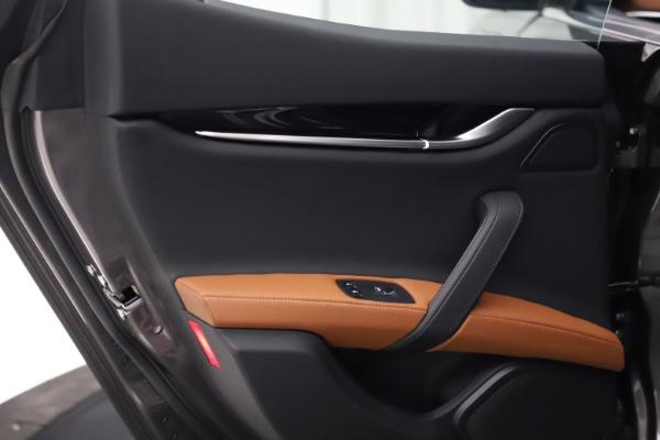 New 2021 Maserati Ghibli S Q4 for sale $90,525 at Pagani of Greenwich in Greenwich CT 06830 21