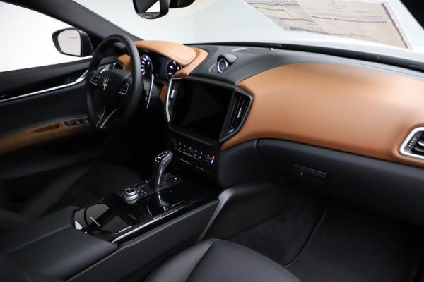 New 2021 Maserati Ghibli S Q4 for sale $90,525 at Pagani of Greenwich in Greenwich CT 06830 22