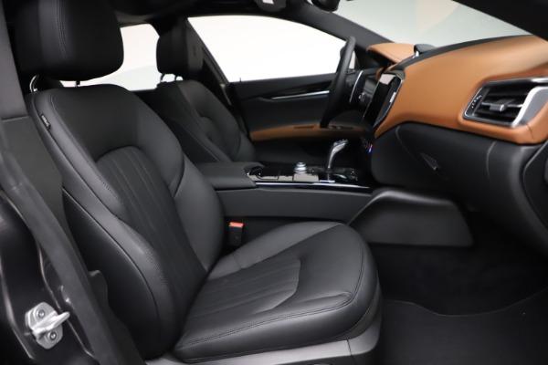 New 2021 Maserati Ghibli S Q4 for sale $90,525 at Pagani of Greenwich in Greenwich CT 06830 23