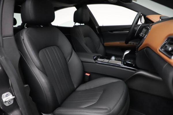 New 2021 Maserati Ghibli S Q4 for sale $90,525 at Pagani of Greenwich in Greenwich CT 06830 24