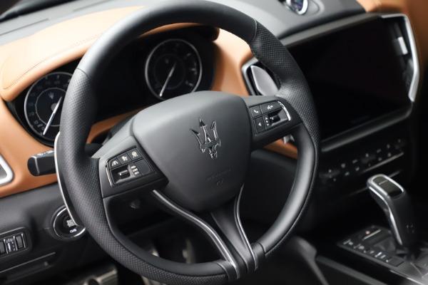 New 2021 Maserati Ghibli S Q4 for sale $90,525 at Pagani of Greenwich in Greenwich CT 06830 25