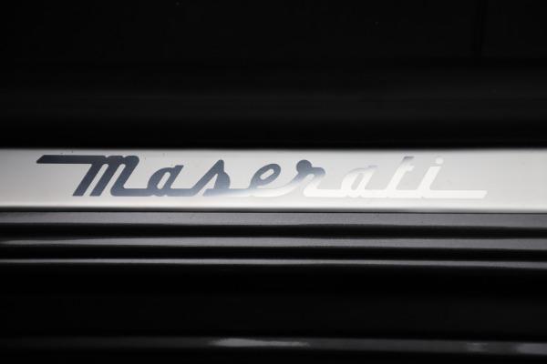 New 2021 Maserati Ghibli S Q4 for sale $90,525 at Pagani of Greenwich in Greenwich CT 06830 27