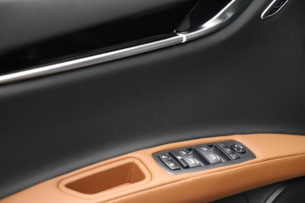 New 2021 Maserati Ghibli S Q4 for sale $90,525 at Pagani of Greenwich in Greenwich CT 06830 28