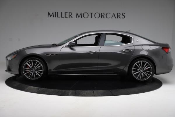 New 2021 Maserati Ghibli S Q4 for sale $90,525 at Pagani of Greenwich in Greenwich CT 06830 3