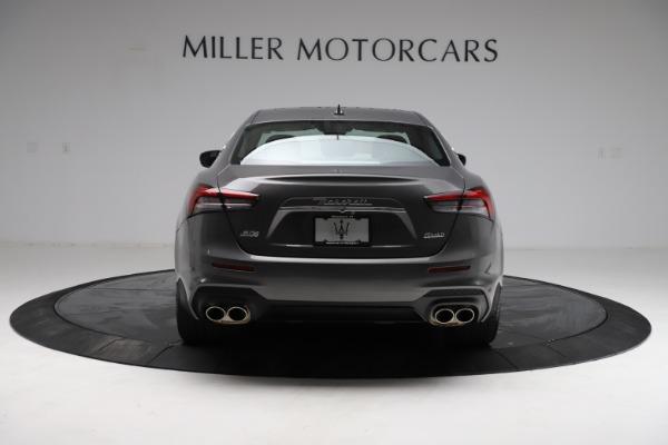 New 2021 Maserati Ghibli S Q4 for sale $90,525 at Pagani of Greenwich in Greenwich CT 06830 7
