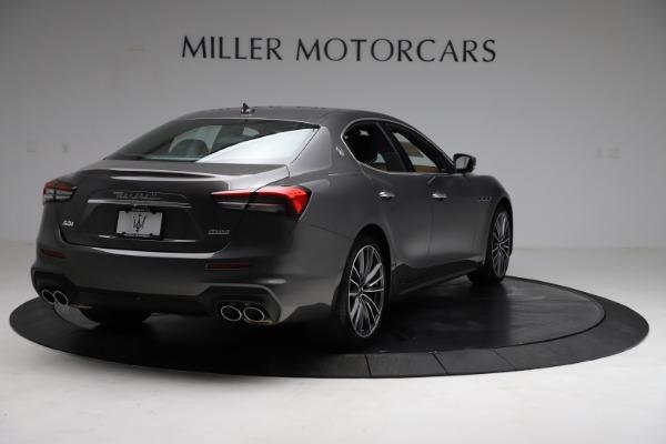New 2021 Maserati Ghibli S Q4 for sale $90,525 at Pagani of Greenwich in Greenwich CT 06830 8