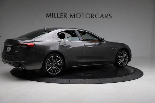 New 2021 Maserati Ghibli S Q4 for sale $90,525 at Pagani of Greenwich in Greenwich CT 06830 9