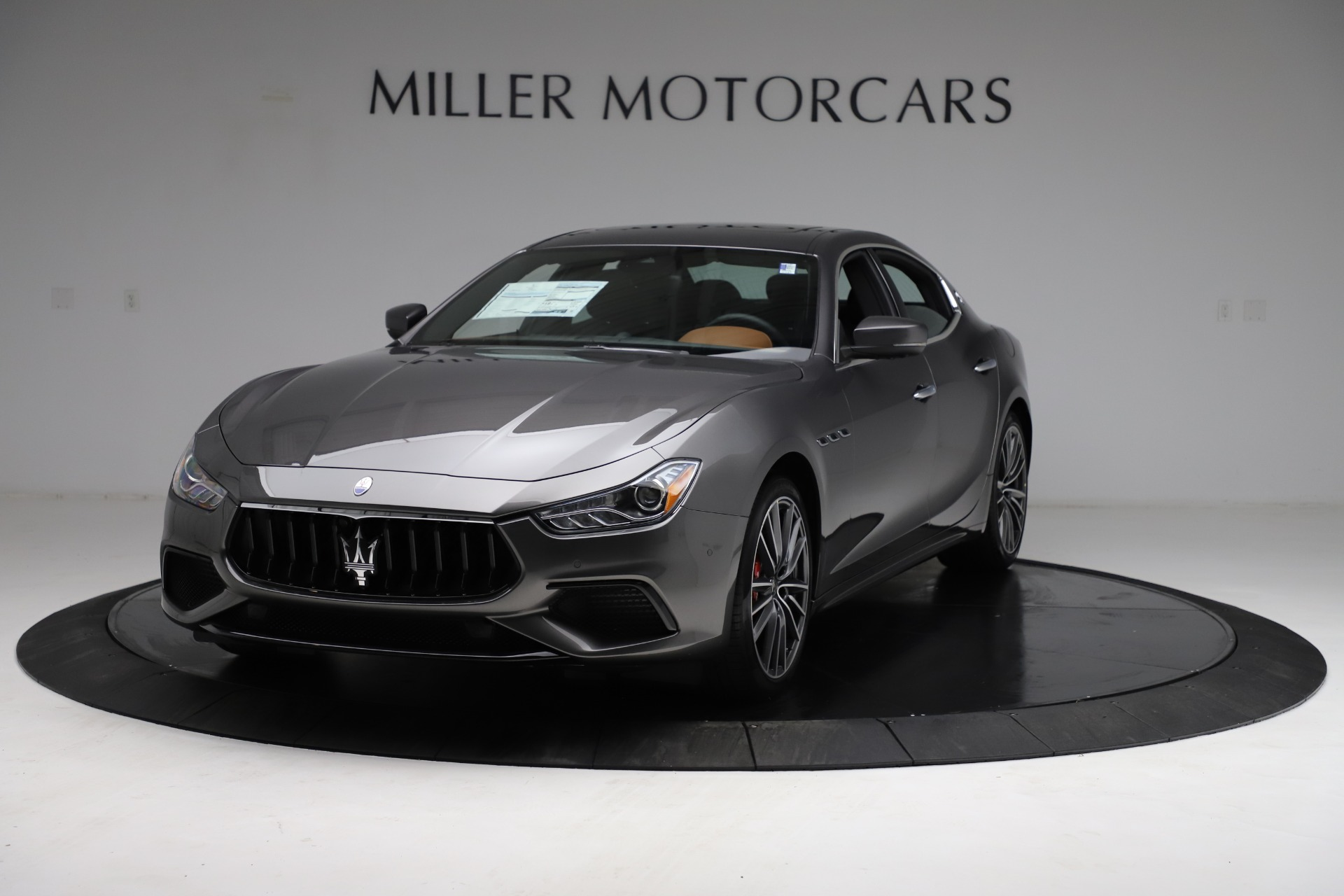 New 2021 Maserati Ghibli S Q4 for sale $90,525 at Pagani of Greenwich in Greenwich CT 06830 1