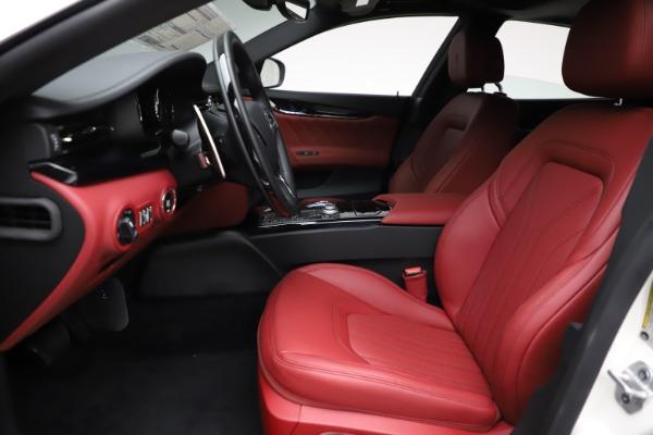 New 2021 Maserati Quattroporte S Q4 GranLusso for sale $122,349 at Pagani of Greenwich in Greenwich CT 06830 13
