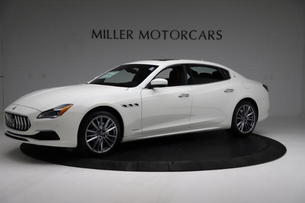 New 2021 Maserati Quattroporte S Q4 GranLusso for sale $122,349 at Pagani of Greenwich in Greenwich CT 06830 2