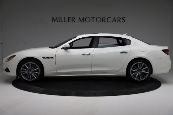 New 2021 Maserati Quattroporte S Q4 GranLusso for sale $122,349 at Pagani of Greenwich in Greenwich CT 06830 3