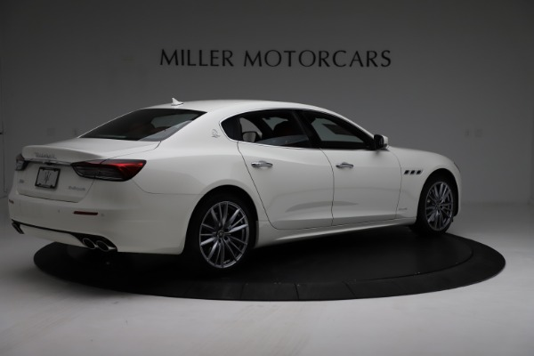 New 2021 Maserati Quattroporte S Q4 GranLusso for sale $122,349 at Pagani of Greenwich in Greenwich CT 06830 8