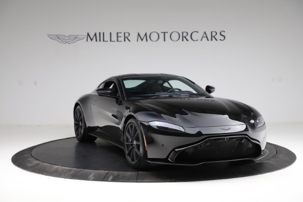 Used 2019 Aston Martin Vantage for sale $129,990 at Pagani of Greenwich in Greenwich CT 06830 10