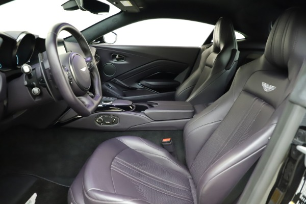 Used 2019 Aston Martin Vantage for sale $129,990 at Pagani of Greenwich in Greenwich CT 06830 12