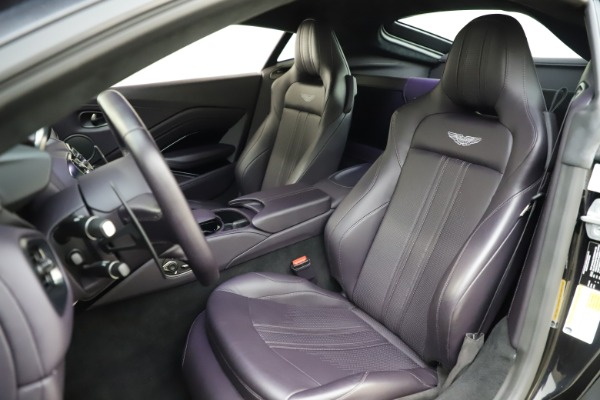 Used 2019 Aston Martin Vantage for sale $129,990 at Pagani of Greenwich in Greenwich CT 06830 14