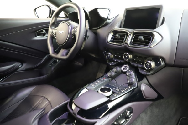 Used 2019 Aston Martin Vantage for sale $129,990 at Pagani of Greenwich in Greenwich CT 06830 16