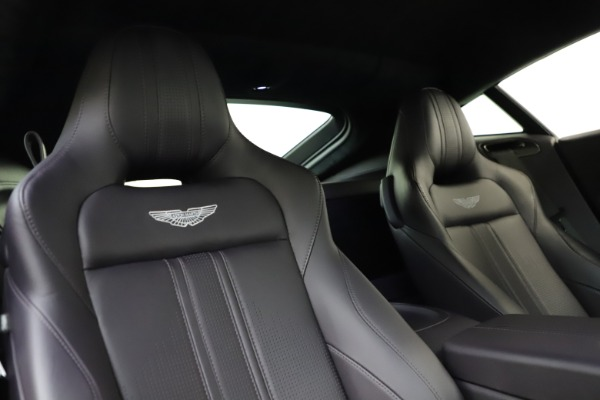 Used 2019 Aston Martin Vantage for sale $129,990 at Pagani of Greenwich in Greenwich CT 06830 17