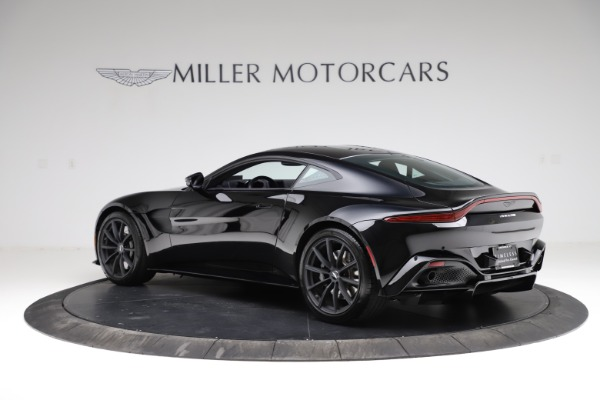 Used 2019 Aston Martin Vantage for sale $129,990 at Pagani of Greenwich in Greenwich CT 06830 3